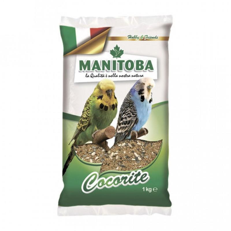 Manitoba Корм для волнистых попугаев, 1 кг