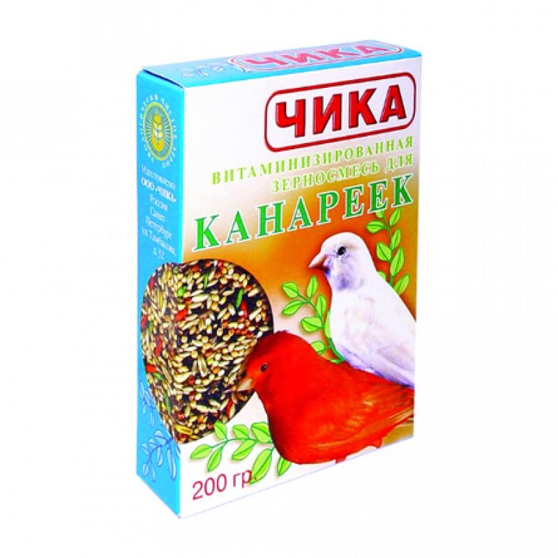 Чика корм для канареек, 200 гр