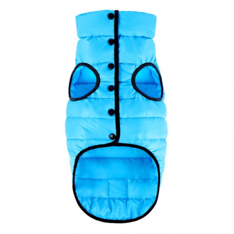 Collar AiryVest One Куртка односторонняя для собак, голубая