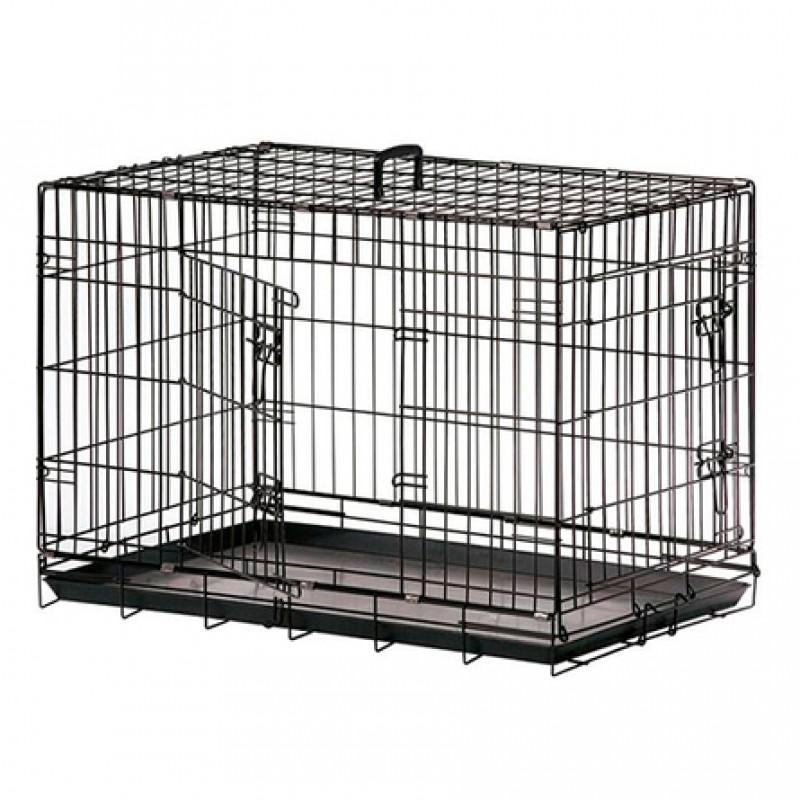 Karlie-Flamingo клетка для собак с 1 дверью