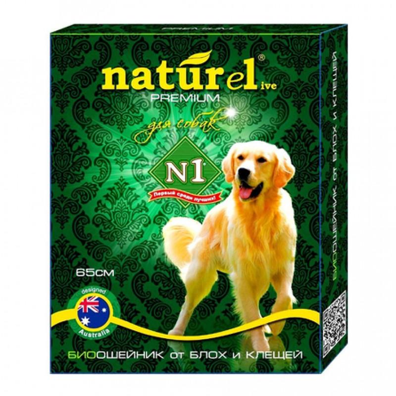 N1 Naturel Bio Ошейник для собак от внешних паразитов