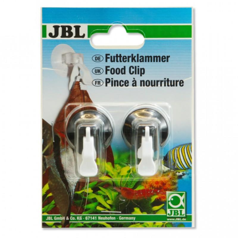 JBL Food Clip Универсальный зажим для листового корма, 2 шт