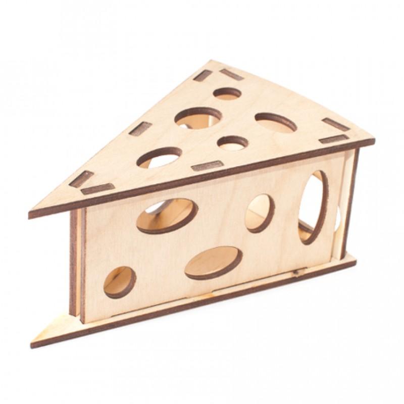 Данко Сыр домик для грызунов М