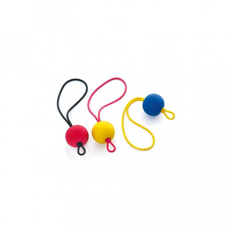 Karlie-Flamingo Игрушка для собак ''Мяч с веревкой''