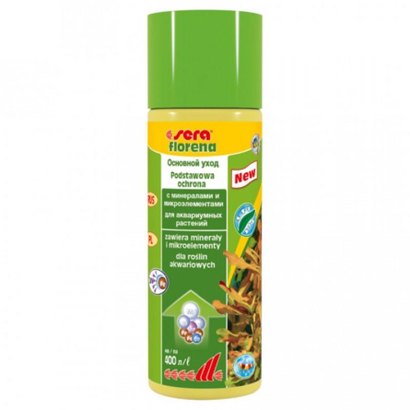 Sera Florena жидкое удобрение для аквариумных растений, 100 мл