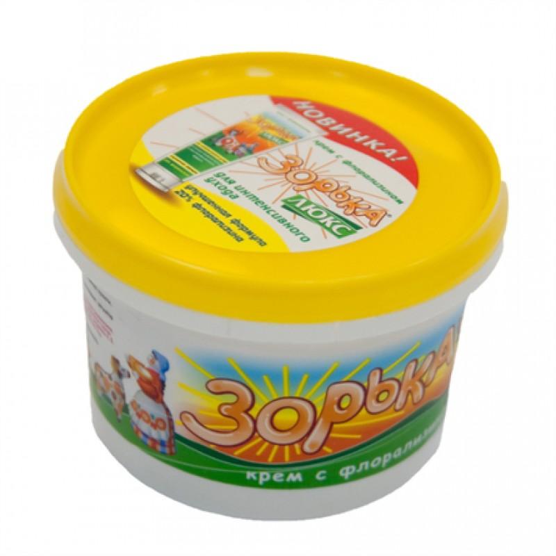 Зорька крем для вымени с флорализином, 200 гр