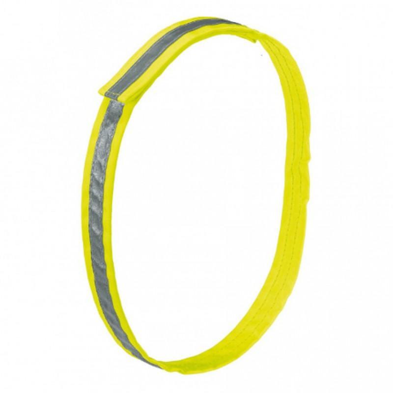 Ferplast Ошейник для собак Reflex, с флуоресценцией, ширина 2,5 см, длина 61 см
