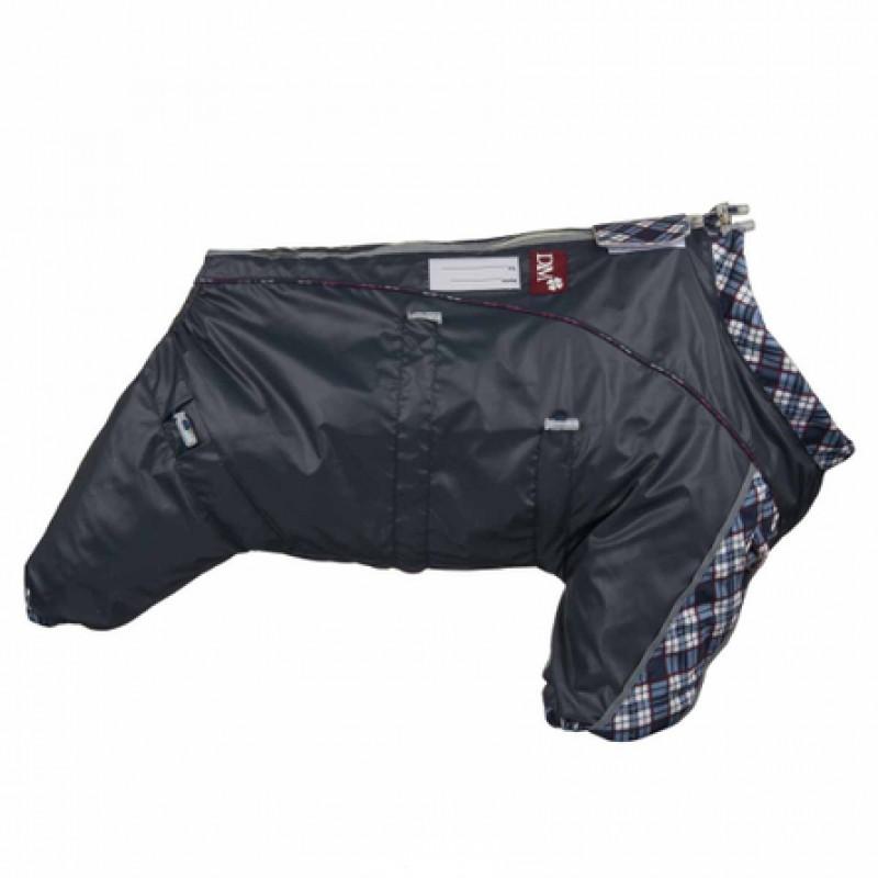 DogModa Комбинезон с подкладкой для собак, длина спины 42 см, обхват шеи 50 см, обхват груди 76 см, мальчик