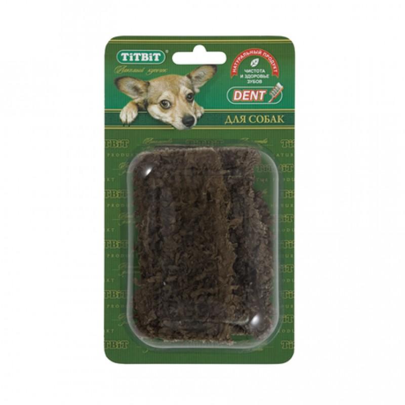 TiTBiT Желудок говяжий Б2-XL для взрослых собак всех пород