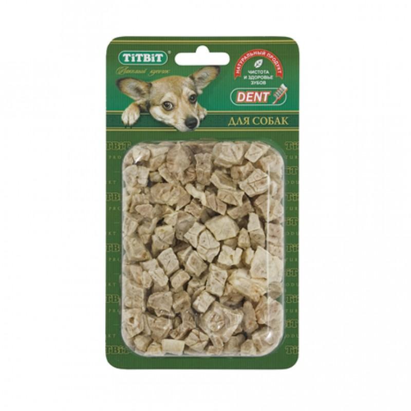 TiTBiT Легкое говяжье для дрессуры Б2-M для взрослых собак всех пород, 10 гр