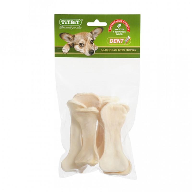 TiTBiT Косточка слоеная XXL для взрослых собак мелких и средних пород, 70 гр