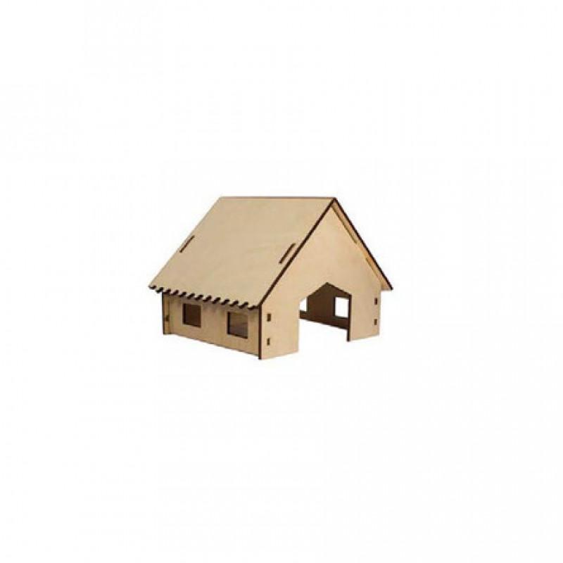 Данко Пряник домик для грызунов малый