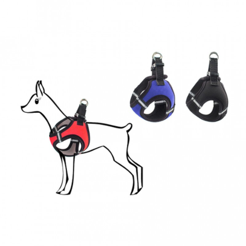 Darell Шлейка быстросъёмная мини для собак