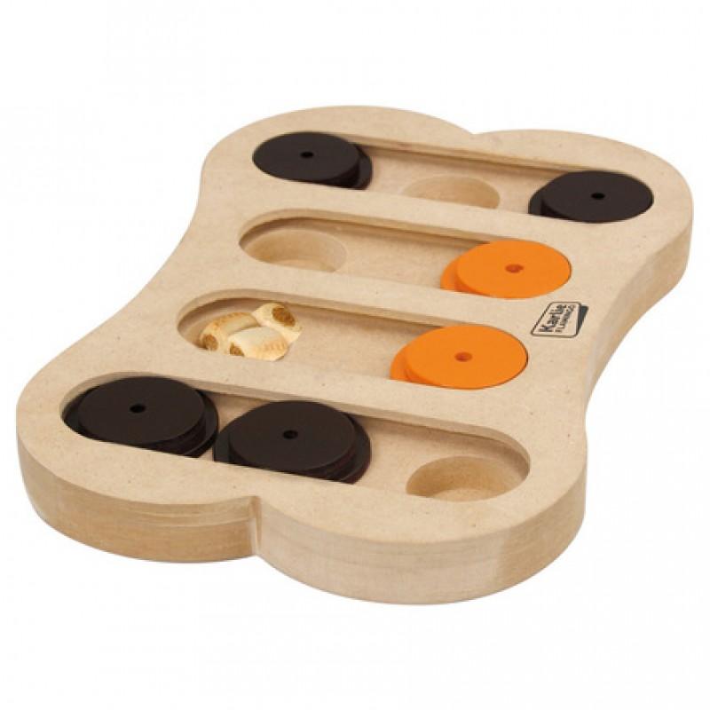 Karlie Wooden Brain Train Apollo интерактивная игрушка для собак
